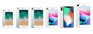 Apple iPhone lineup, expected to get iOS 13